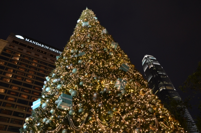 Wander Pi Wednesdays: A Tiffany's Christmas