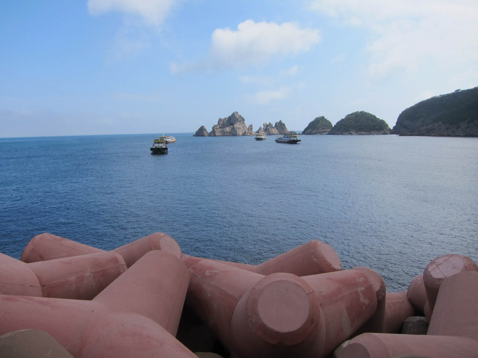 Ferry Mokpo Hongdo Island