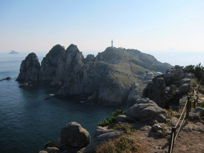 Exploring South Korea's Outlying Islands: Somaemuldo