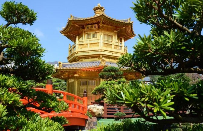Wander Pi Wednesdays: Hong Kong's Nan Lian Garden