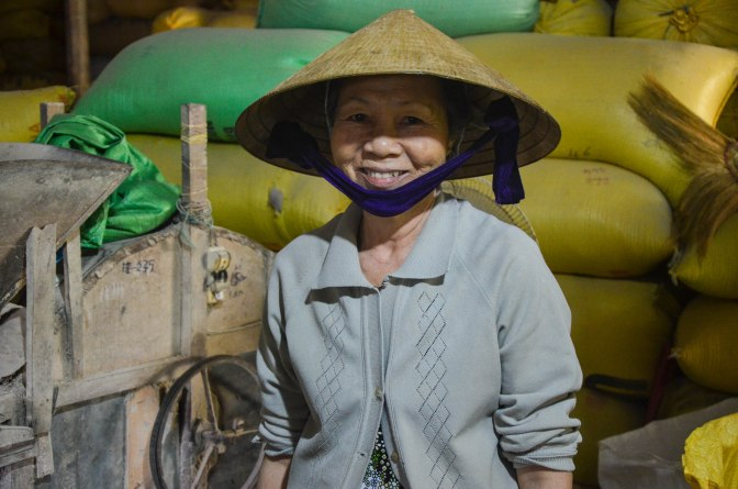 Wander Pi Wednesdays: Portrait of a Life Long Rice Farmer